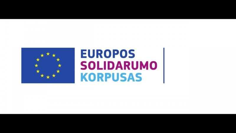 Erasmus+ programa EST savanoriai